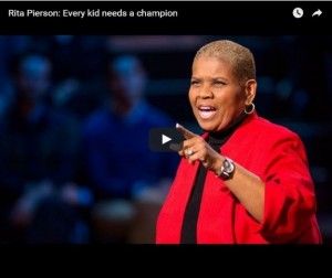 Rita Pierson: Every kid needs a champion
